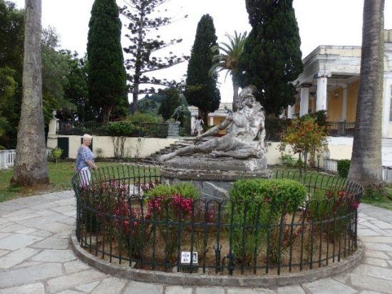 Achilleion Corfu