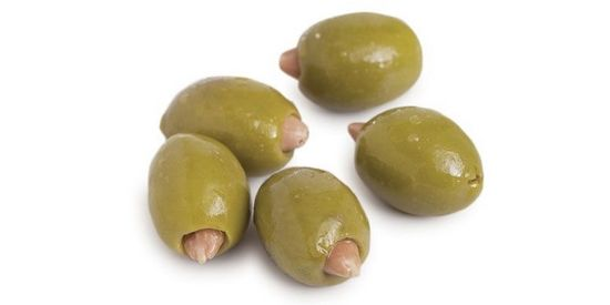 Chalkidiki olijven