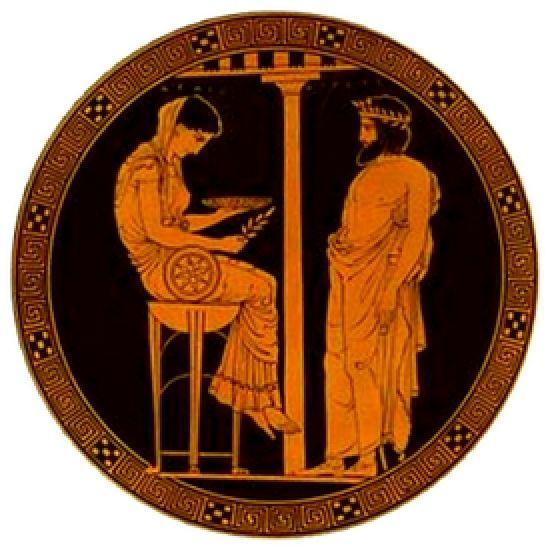 Themosticlea - Vrouwelijke Griekse filosoof