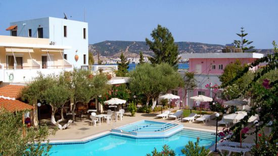 Hotel Venezia Karpathos stad - Pigadia