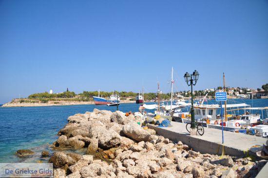 Vuurtoren en oude haven Spetses