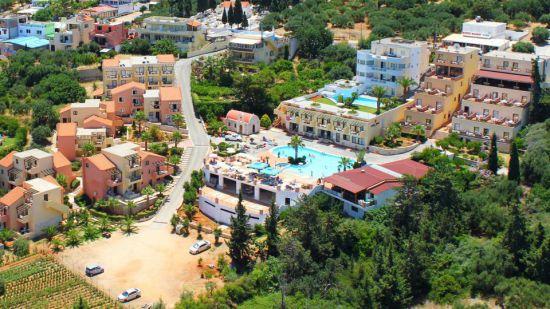 Asterias Village Kreta Koutouloufari