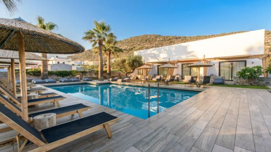 Hotel Aggelo Stalis Kreta