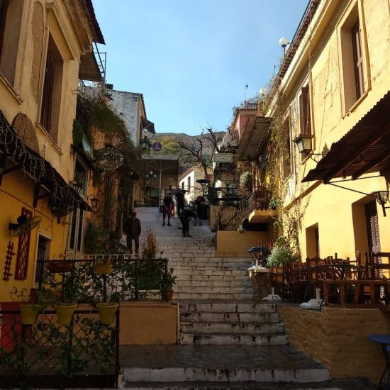 Plaka Athene