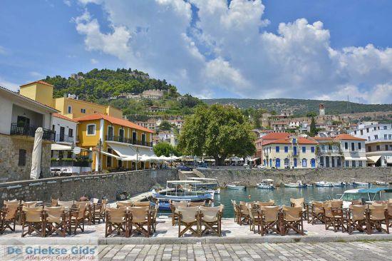 Centraal Griekenland Nafpaktos