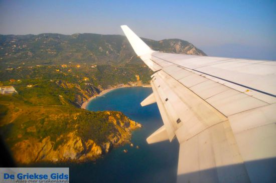 Vliegtuig Griekenland