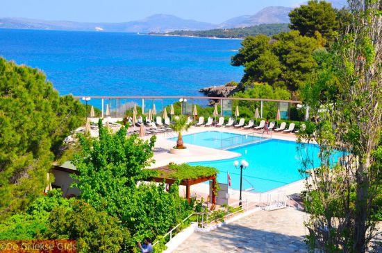 Zwembad Griekenland