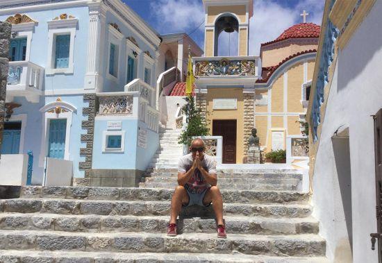 Frans op Karpathos