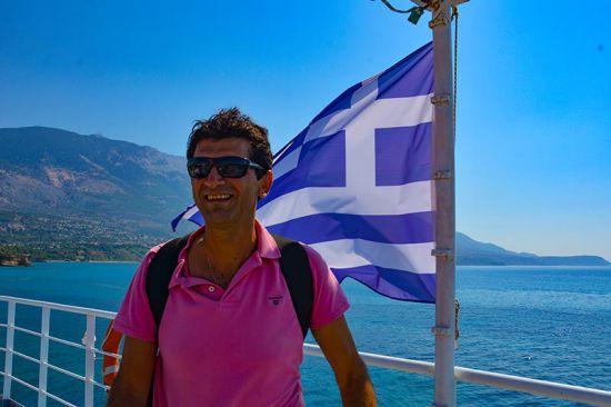 Jorgos de griekse Gids