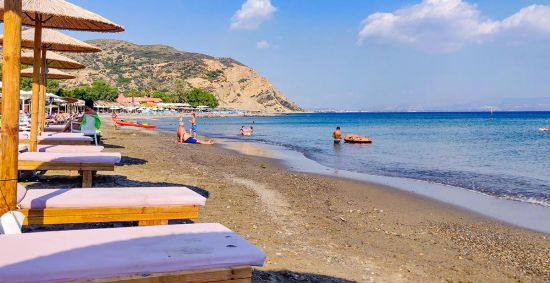 Op Kreta is het weer wel goed