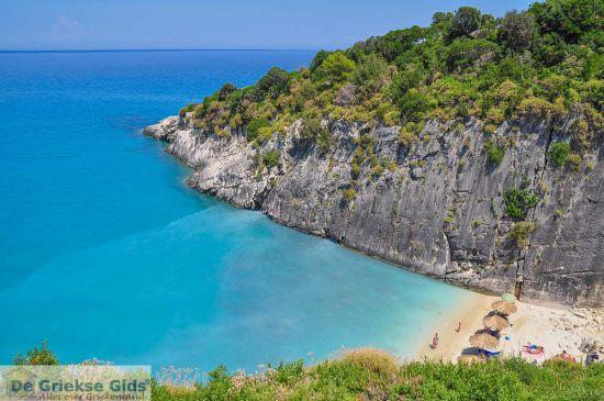 Strand Zakynthos Griekenland