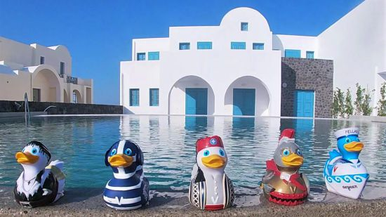 Greek Ducks