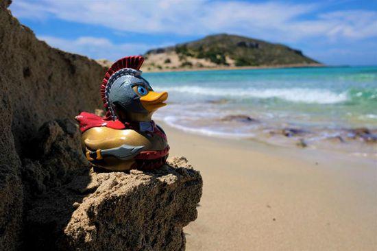 Leonidas Duck eend