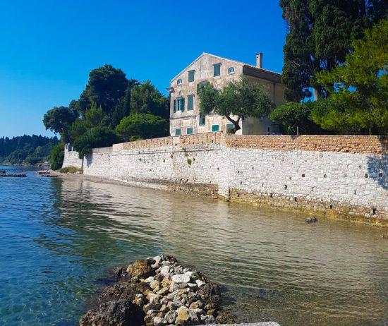 Huis Durells in Corfu