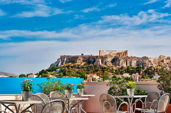 Arion hotel in Athene centrum