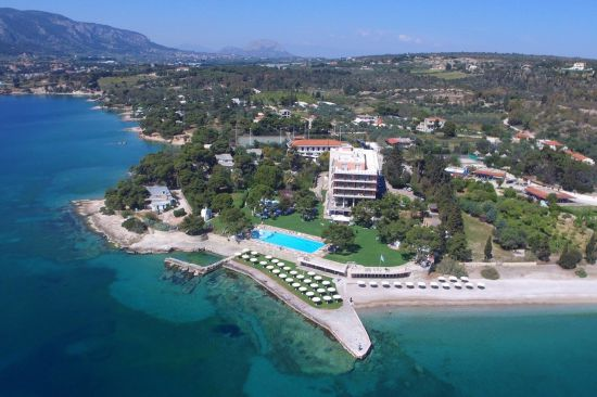 Kalamaki beach Peloponnesos