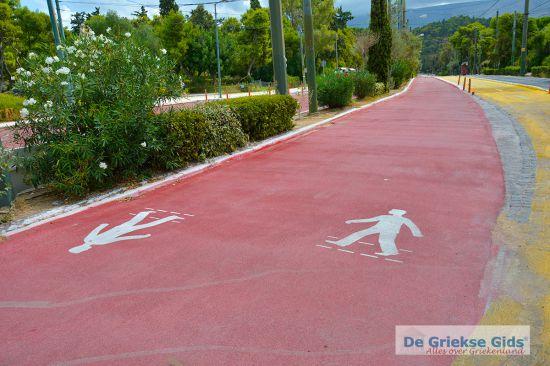Rustig in Athene