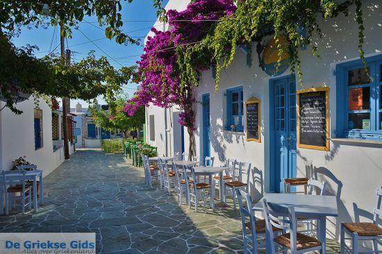 Straatje in Chora Folegandros