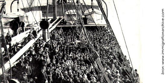 Griekse emigranten