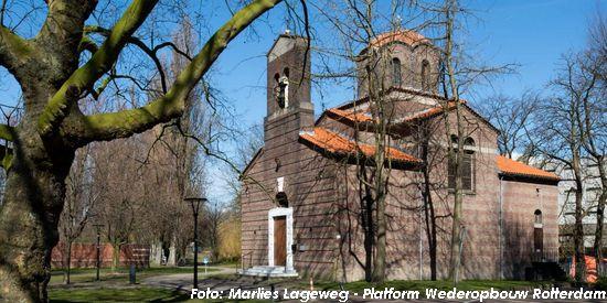 Griekse kerk Rotterdam