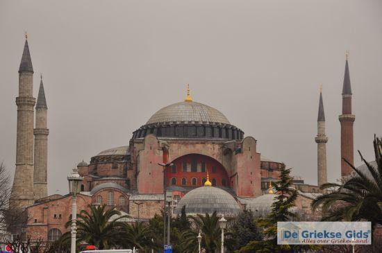 Agia Sofia Constantinopel
