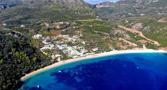 Spiros studios Lichnos Beach Parga