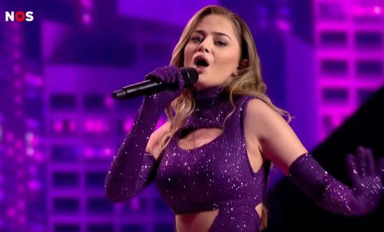 Stefania op het Eurovisiesongfestival
