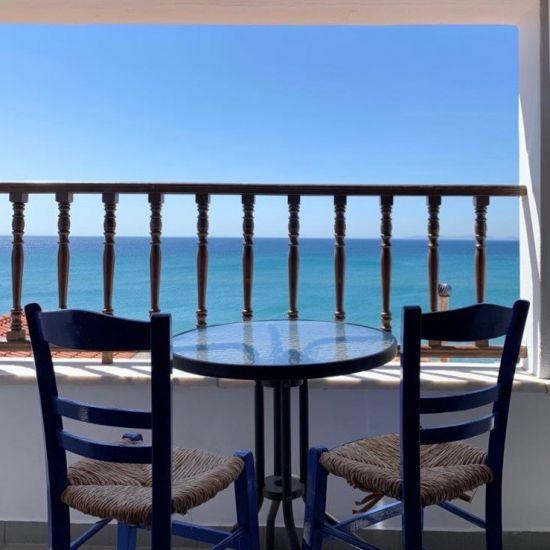 Potokaki beachfront hotel Samos