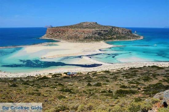 Balos beach - Kreta stranden