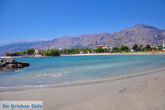 Frangokastello - Kreta stranden
