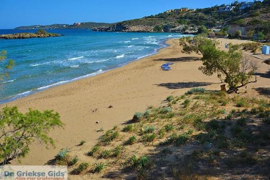 Kalathas Chorafakia - Kreta stranden