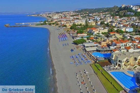 Platanias - Kreta stranden
