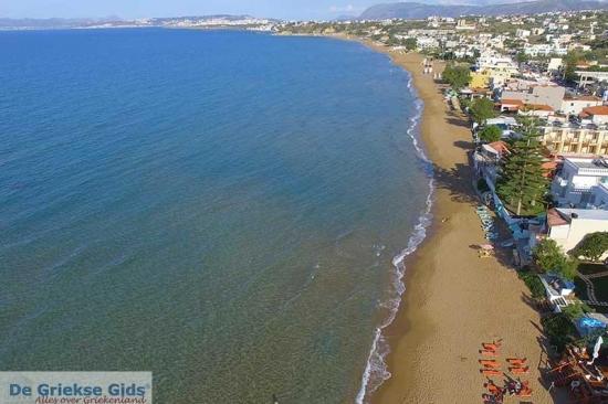 Kato Stalos - Kreta stranden