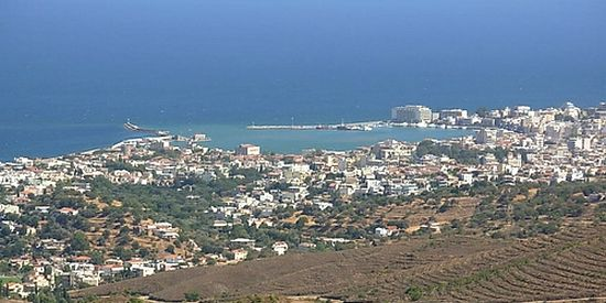 Chios stad