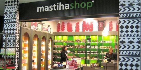 Mastiek shop