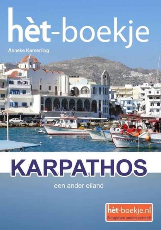Karpathos het Boekje