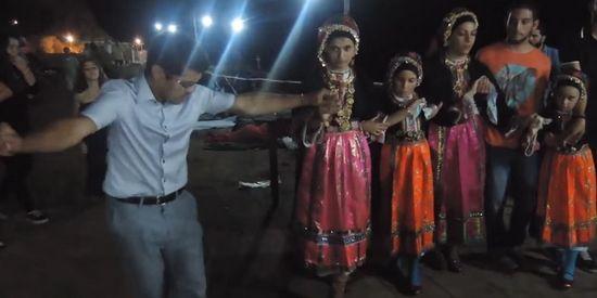 Dansen Karpathos