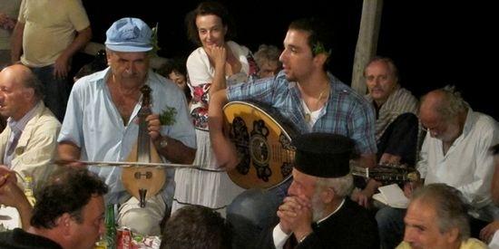 Feest Karpathos