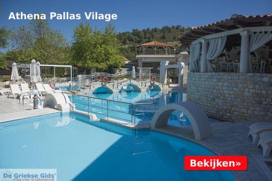 Athena Palllas Village Resort Chalkidiki