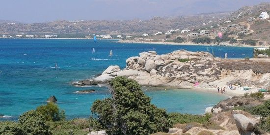 Watersport Naxos