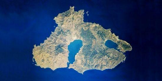 Geologie Lesbos
