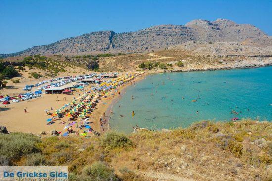 Agia Agathi beach - strand