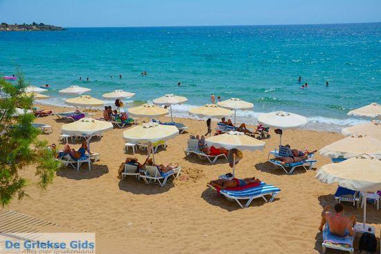 Pefkos beach - strand