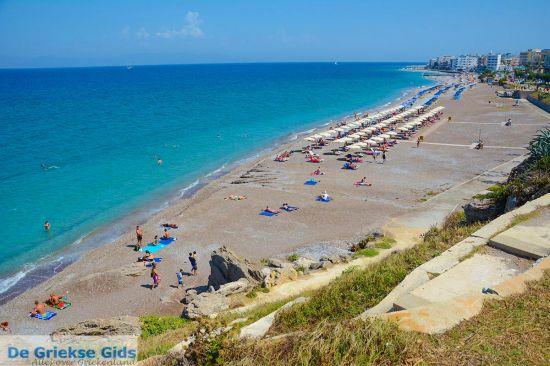 Rhodos beach - strand