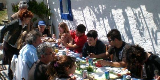 Griekse gastvrijheid