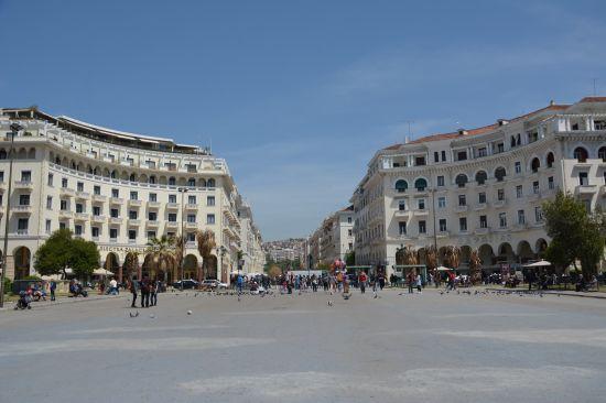 Aristotelous plein Thessaloniki