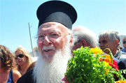 DE OECUMENISCHE PATRIARCH IN NEDERLAND