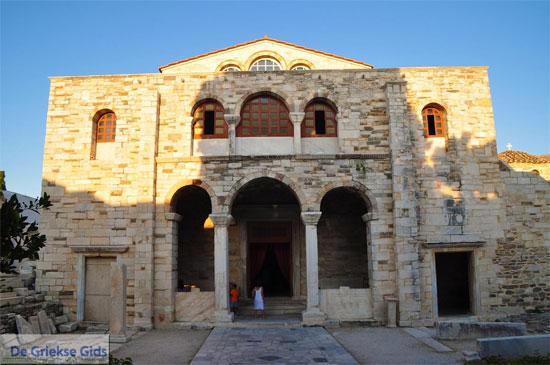 Panagia Ekatontapyliani op Paros