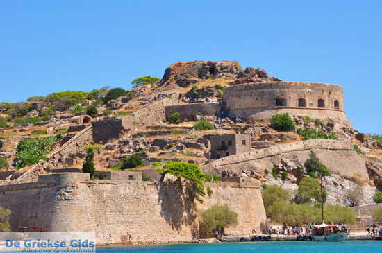 Foto van Spinalonga Kreta