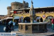 Dagtrip Faliraki, Kalithea en Rhodos stad